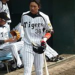 阪神の一二三 育成で再契約 イップス克服も不運の野球人生